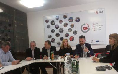 Glavni tajnik Europske konfederacije sindikata posjetio hrvatske sindikate