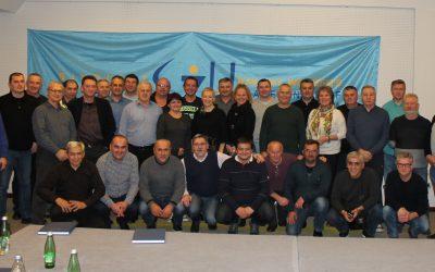 Održana svečana sjednica Središnjeg odbora Sindikata željezničara Hrvatske
